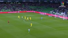 Gol de Oro (J31): Gol de Lo Celso (1-0) en el Betis 2-1 Villarreal