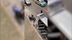 Un atropello múltiple deja dos muertos y diez heridos en la ciudad alemana de Tréveris