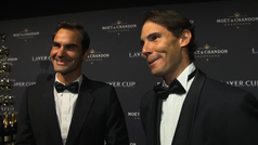 Nadal se deshace en elogios hacia Federer