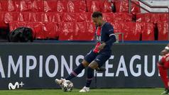 Neymar dio un recital de 'jogo bonito'... y esta cola de vaca a Alaba fue la guinda