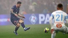Ligue 1 (J11): Resumen del Marsella 0-0 PSG
