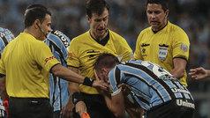 El histórico penalti que señaló el VAR... y dio a River la clasificación ante Gremio