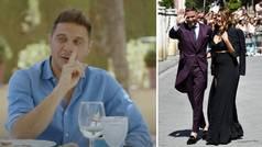 Joaquín recuerda su 'outfit' en la boda de Ramos... y lo que pasó con sus calcetines