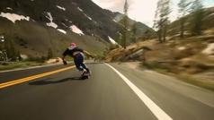 Los descensos del skater 'loco' que tienen en vilo al mundo del skate