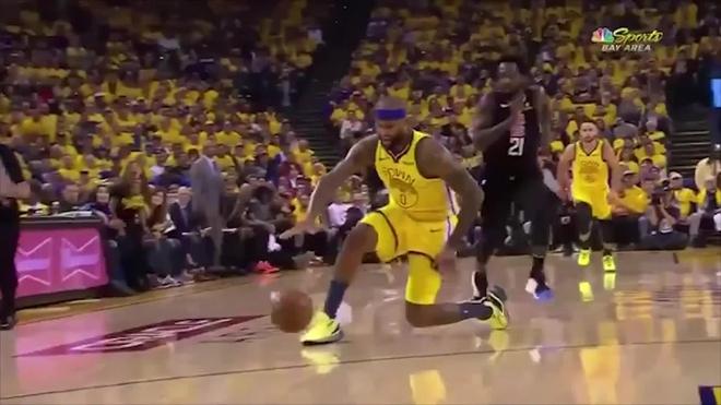 Warriors retoman ventaja ante Clippers con un gran Kevin Durant
