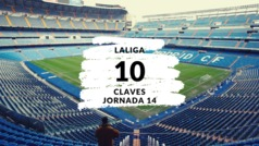 LaLiga: Top Datos de la jornada 14