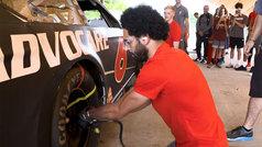 Salah, también el más rápido en el Pit Stop de la Nascar