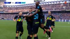 El Inter se desquita de la derrota en Champions goleando (6-1) al Bolonia