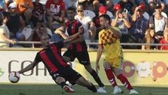 LaLiga 123 (J6): Resumen y goles del Reus 1-1 Nástic