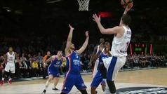 El CSKA desata la celebración más húmeda y lenta