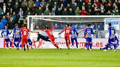 Copa del Rey (1/16, ida): Resumen y goles Alavés 2-2 Girona