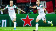Champions League (Grupo D): Resumen y goles del Leverkusen 1-2 Lokomotiv
