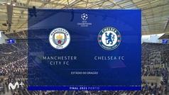 Final Champions League: Resumen y gol del Manchester City 0-1 Chelsea