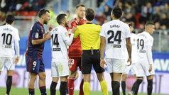 LaLiga (J16): Resumen y goles del Eibar 1-1 Valencia