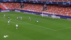 Gol de Ilicic (3-4) en el Valencia 3-4 Atalanta