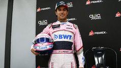 """Sergio Pérez: """"Los días del equipo (Force India) estaban contados"""""""