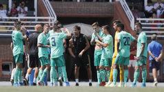 Resumen y goles del Las Rozas 1-1 Real Madrid Castilla