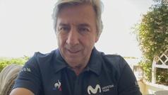 Eusebio Unzué: ?Esta Vuelta a Burgos es vital para el ciclismo?