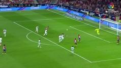 Gol de Koke (3-0) en el Atlético 3-0 Huesca