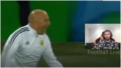 """Agüero ridiculiza a Sampaoli y lanza un peligroso mensaje: """"Debería haber antidoping para los entre"""