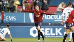 LaLiga 123 (J30): Resumen y goles del Osasuna 3-0 Majadahonda