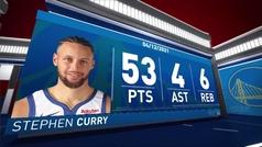 La marcianada de Stephen Curry para ser mejor que Wilt Chamberlain