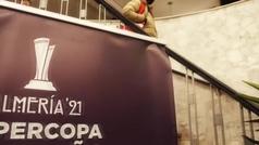 La conquista de la Supercopa de España, desde dentro