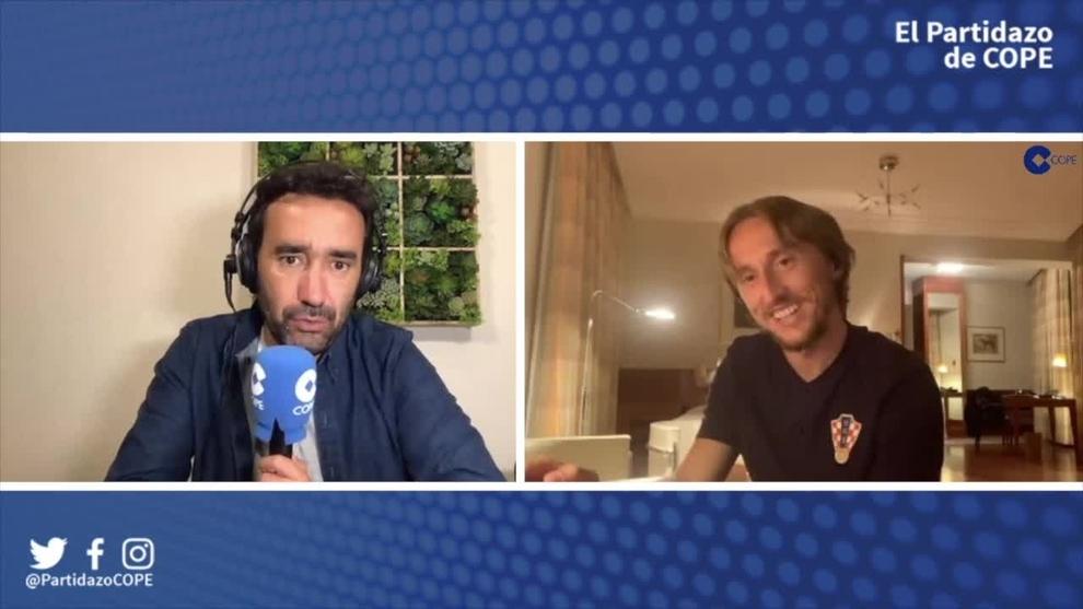 """El desgarrador relato de Modric sobre el asesinato de su abuelo: """"Vinieron a por él"""""""