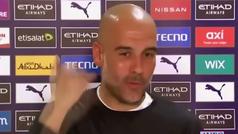 """Guardiola carga contra la Superliga... y la UEFA: """"El deporte no es deporte si no..."""""""