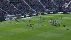 Gol de oro: Gol de Griezmann (0-1) en el Leganés 1-1 Atlético