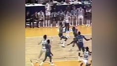 El primer 'The Shot' de Michael Jordan: así nació el mito