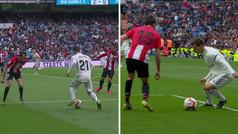 Brahim ya 'pone' al Bernabéu: jugadón con recorte de clase para ganarse el aplauso