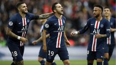 Los goles del PSG 4-0 Angers