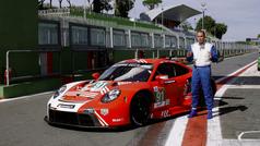 De carreras: probamos el Porsche 911 RSR que compitió en las 24 Horas de Le Mans.