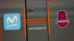 Liga ACB. Resumen: Estudiantes 67-85 Zaragoza