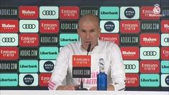 """Zidane: """"Yo tampoco hacía muchos goles con la calidad que tenía"""""""