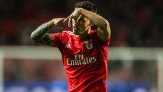 Champions League (J6): Resumen y gol del Benfica 1-0 AEK