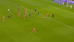 Así fue el golazo de Bale a Croacia que mantiene con vida a Gales