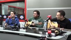 Alberto Fernández, el día que el campeón olímpico y su grupo dieron un concierto en Radio MARCA