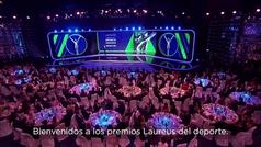 De Kelly Slater a Felix Baumgartner: el Laureus al mejor deportista de acción