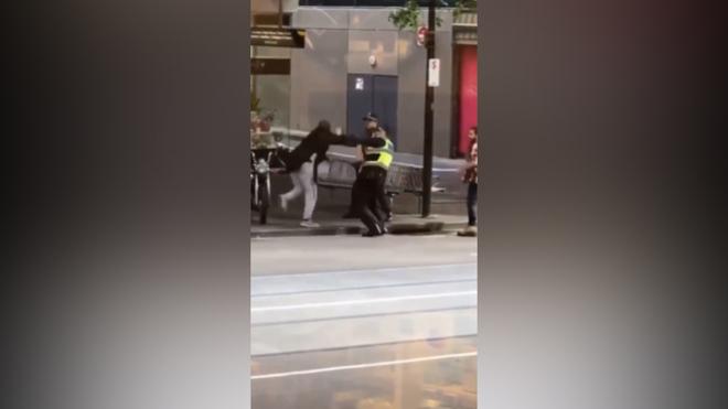 La policía australiana considera un