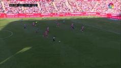Gol de Oro (J37). Gol de Morales (1-1) en el Girona 1-2 Levante