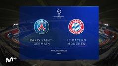 Champions League (1/4, vuelta): Resumen y gol del PSG 0-1 Bayern