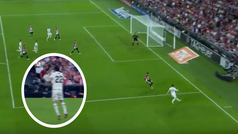 Gol de Isco (1-1) en el Athletic 1-1 Real Madrid