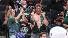 El granjero 'Hulk' de los Milwaukee Bucks