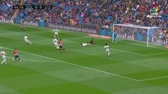 Gol de Benzema (1-0) en el Real Madrid 3-0 Athletic