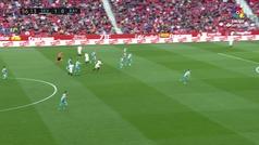 Gol de Munir (2-0) en el Sevilla 5-0 Rayo Vallecano