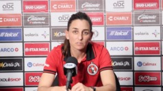 """Carla Rossi: """"La clave de todo equipo está en el trabajo"""""""