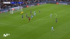Gol de Grealish (4-2) en el Manchester City 6-3 Leipzig