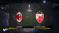 Uefa Europa League (Vuelta de dieciseisavos de final): Resumen y goles del Milan 1-1 Estrella Roja